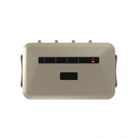 rfid lector grabador uhf de 4 bocas 2604