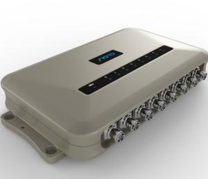 rfid lector grabador uhf de 8 bocas 2608