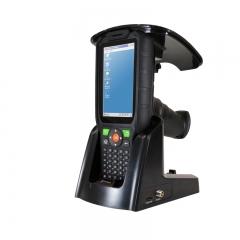 terminal portatil wince con lectura rfid de larga distancia, modelo 7202K1