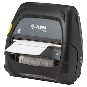 Impresora RFID portátil ZQ520 de Zebra